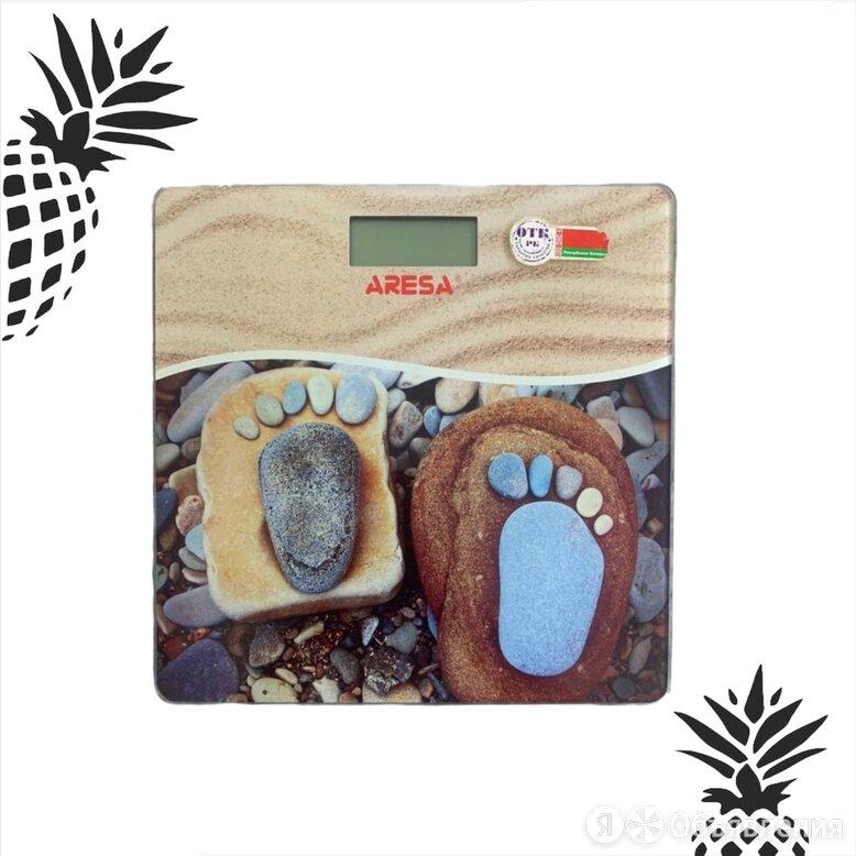 Весы электронные ARESA SB-304 по цене 1000₽ - Напольные весы, фото 0