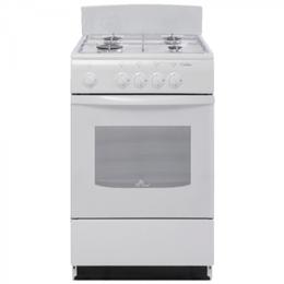 Плиты и варочные панели - Газовая плита Electronicsdeluxe 5040.38 г(щ) бел, 0