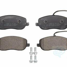 Тормозная система  - Колодки тормозные передние Citroen Berlingo, C3, C4, Peugeot 206, 207, 307, Part, 0