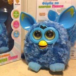 Развивающие игрушки - Ферби синего цвета, 0