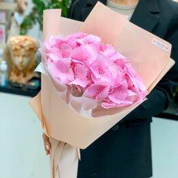 Цветы, букеты, композиции - Шикарные букеты с Гортензией, 0