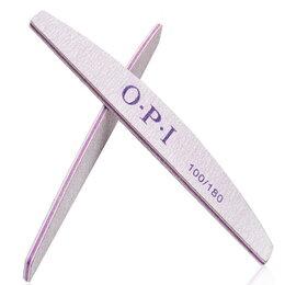 Инструменты - Пилка OPI 100/180 OPI nail Пилочка OPI 100/180 для геля и акрила Пилка OPI 10..., 0