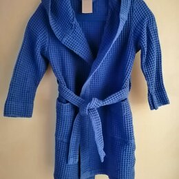 Домашняя одежда - Халат детский на мальчика, размер 30, 0