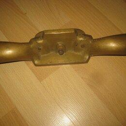 Наборы инструментов и оснастки - Струг столярный, старинный. латунный, 0