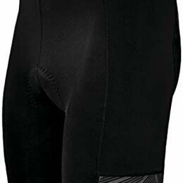 Шорты - Велошорты FUNKIER Roma S-227-B1 Men Active 7 panel Shorts с памперсом B1, черн, 0