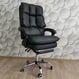 Компьютерные кресла - Кресло руководителя, новое , 0
