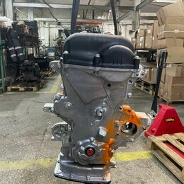 Двигатель и топливная система  - Двигатель Kia Rio 1.6 123-126 л/с G4FC Новый , 0