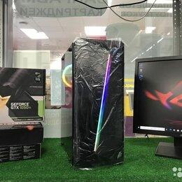 Настольные компьютеры - Intel i5-9500 6ядер DDR4 16Gb SSD240 GTX1050Ti 4Gb, 0