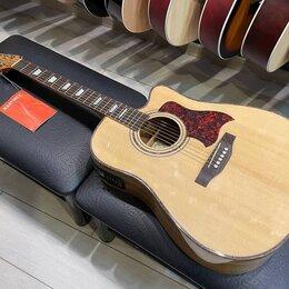 Акустические и классические гитары - Martinez электроакустическая гитара с вырезом, 0