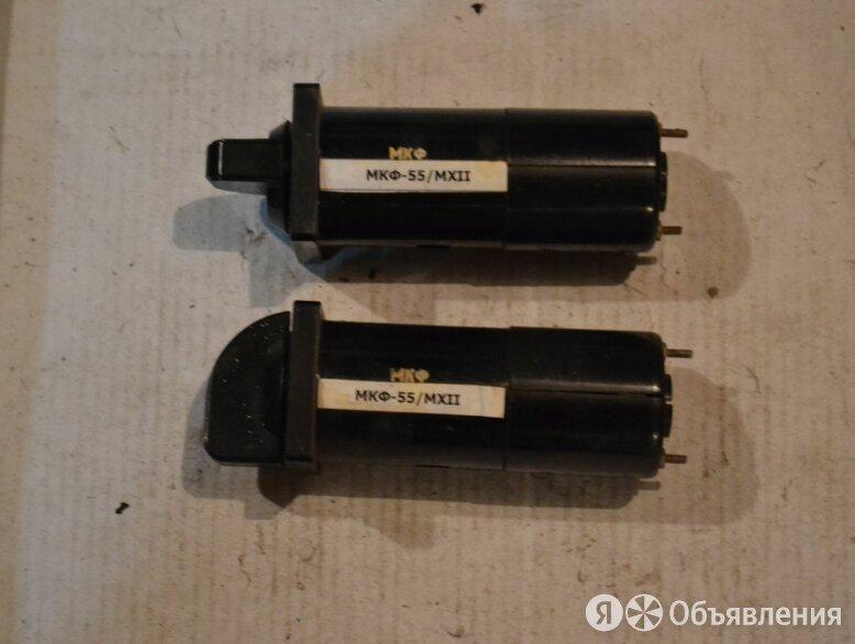 Переключатель MКФ-55/MXII по цене 1700₽ - Электроустановочные изделия, фото 0
