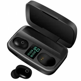 Наушники и Bluetooth-гарнитуры - Беспроводные наушники Earbuds a10s, 0