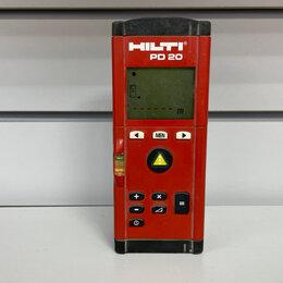 Измерительные инструменты и приборы - Лазерный уровень Hilti PD20, 0