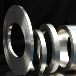 Металлопрокат - Лента горячекатаная 45х2,2 мм БСт2пс ГОСТ 6009-74, 0