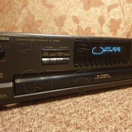CD-проигрыватели - Technics SL-PD867 CD на 5 дисков, 0