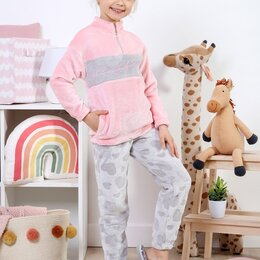Домашняя одежда - Костюм для девочки Симпатия-2, 0