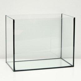 Аквариумные рыбки - Аквариум прямоугольный без крышки, 30 литров, 40 х 23 х 32 см, 0
