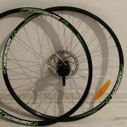 Обода и велосипедные колёса в сборе - Велосипедное колесо, 0