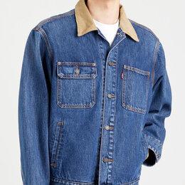 Куртки - Джинсовая куртка Levi's® Sunset Trucker Jacket # A0640-0002, Size M, 0
