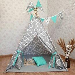 Игровые домики и палатки - Вигвам для детей палатка домик, 0