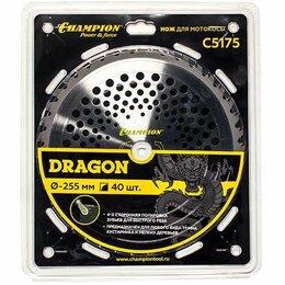 Для дисковых пил - Нож с зубцами из твердого сплава Dragon 40/255/25,4, 0