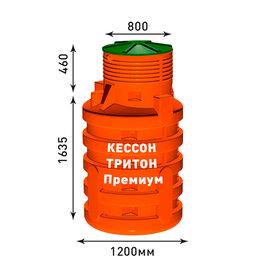 Комплектующие водоснабжения - Кессон Тритон ПРЕМИУМ для скважины, 0