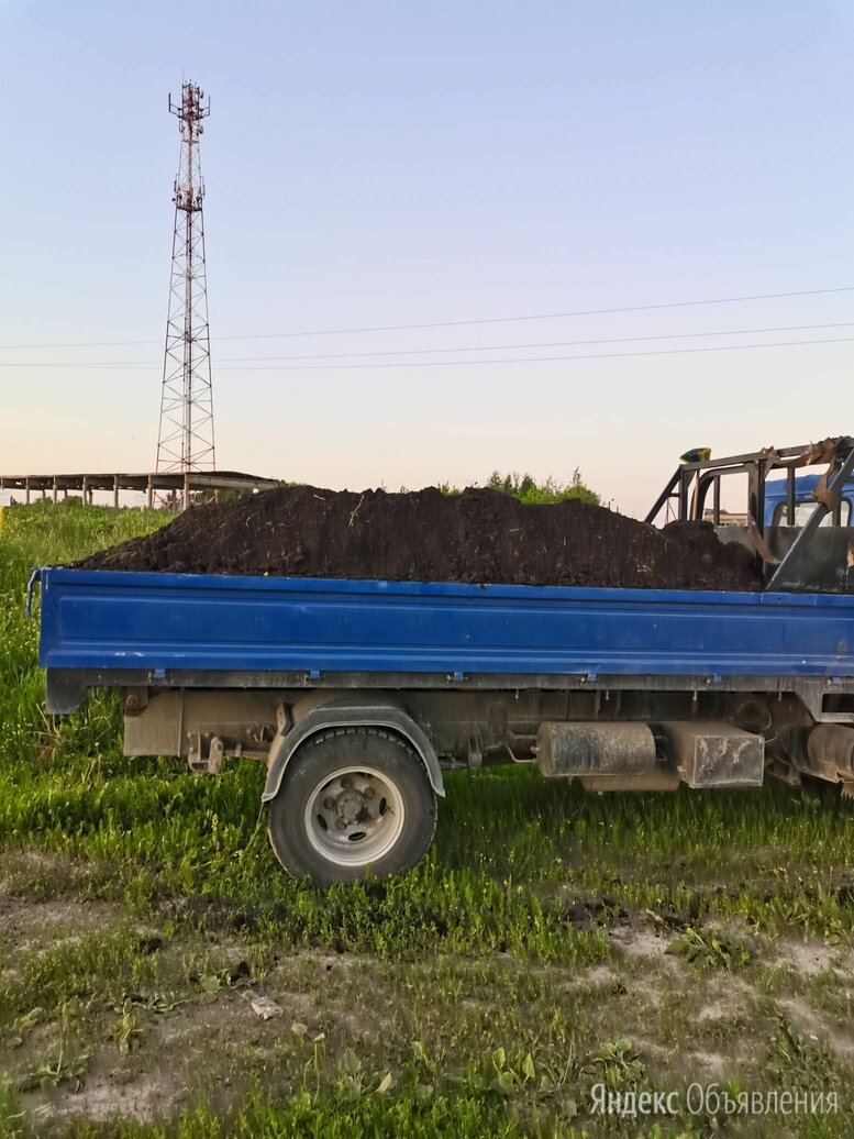 Земля плодородная по цене 6000₽ - Субстраты, грунты, мульча, фото 0