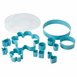 Посуда для выпечки и запекания - Набор формочек для печенья, IKEA, Дроммар, 0
