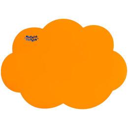 """Лепка - Доска для лепки Мульти-Пульти """"Облачко"""", фигурная, А5+, 800 мкм, пластик, ора..., 0"""