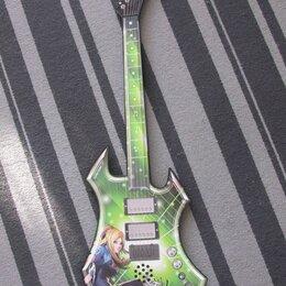Электрогитары и бас-гитары - Гитара для маленького меломана, 0