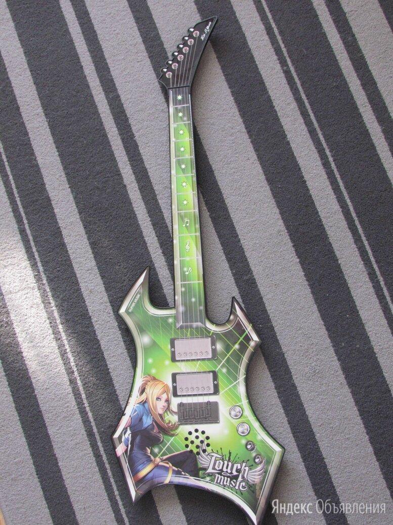 Гитара для маленького меломана по цене 499₽ - Электрогитары и бас-гитары, фото 0