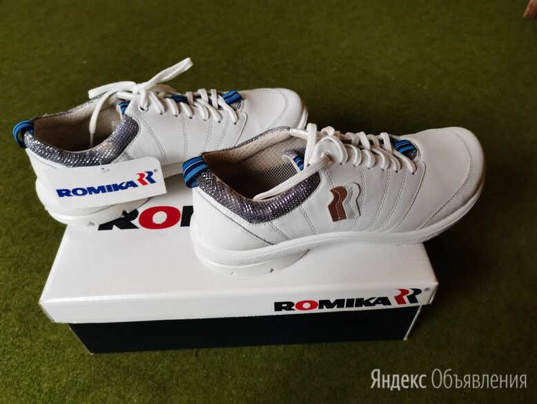 ROMIKA Кроссовки натур.кожа по цене 3750₽ - Кроссовки и кеды, фото 0