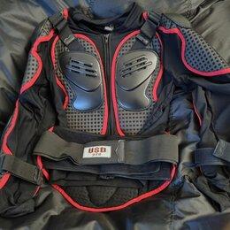 Спортивная защита - Защитная куртка USD Pro Full Body Armor, 0