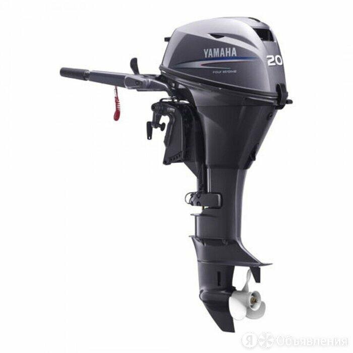 4х-тактный лодочный мотор Yamaha F20BMHS по цене 238200₽ - Аксессуары и комплектующие, фото 0