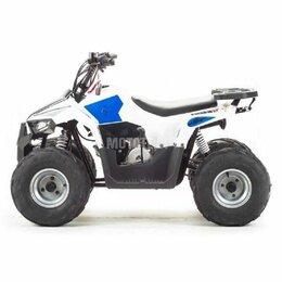 Электромобили - Детский квадроцикл 110 EAGLE (машинокомплект), 0