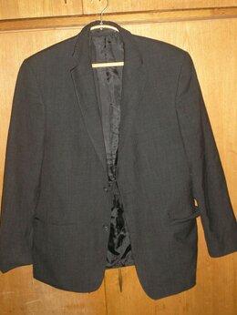 Пиджаки - Пиджак мужской Virgin Wool, 0