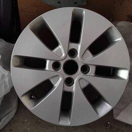 Шины, диски и комплектующие - Оригинальный литой диск киа рио r15 б\у, 0