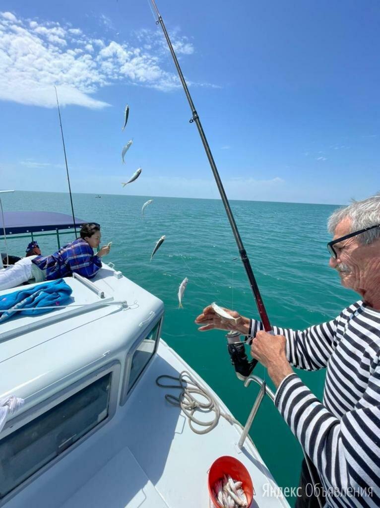 Морская рыбалка по цене 1700₽ - Экскурсии и туристические услуги, фото 0