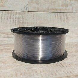 Расходные материалы для 3D печати - PETG пруток 1.75 мм естественный катушка 850р, 0