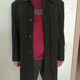 Пальто - Полупальто черное REG 64 размера , 0