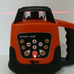 Измерительные инструменты и приборы - Ротационный лазерный нивелир, 0