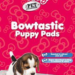 Перчатки и варежки - HELLO KITTY™ PUPPY TRAINING PADS 14PK / Пеленки для щенков 14 шт. , 0