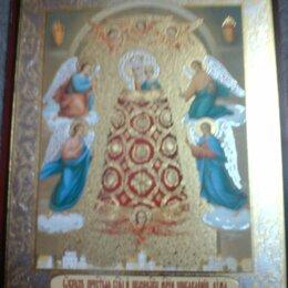 Иконы - Икона прибавление ума божьей матери, 0