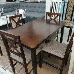 Столы и столики - Обеденные группы Массив , 0