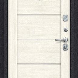 Входные двери - Дверь входная Porta S 4.Л22 ЗАКАЗ Graphite Pro/Nordic Oak, 0