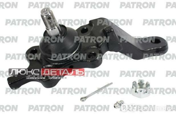 PATRON PS3185L Опора шаровая TOYOTA LAND CRUISER 90 J9 95-, PRADO J9 95-  по цене 1417₽ - Подвеска и рулевое управление , фото 0