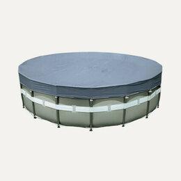 Тенты и подстилки - Тент Bestway 58036 для бассейнов 3.05 м (d 305 см), 0