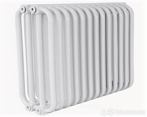 Стальной трубчатый радиатор 4колончатый КЗТО PC 4-300-48 по цене 64911₽ - Радиаторы, фото 0