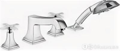 Hansgrohe Смеситель Hansgrohe Metropol Classic 31449000 на борт ванны БЕЗ ВНУ... по цене 68500₽ - Краны для воды, фото 0
