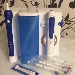 Электрические зубные щетки - Зубной центр Braun oral-b professionalcare 8500 oxyjet center+2000 oc 20, 0