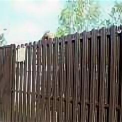 Заборчики, сетки и бордюрные ленты - Забор из евроштакетника, 0